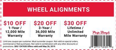 Pep Boys Weekly Ad For New York This Week Apr 29 2019 May 26