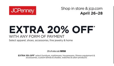 0f0d8ff69fc4 JCPenney Weekly Ad for Mountain View this week (Apr 26