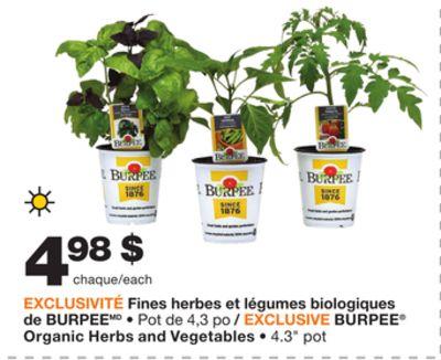 Home Depot Weekly Ad for Montreal this week (May 9, 2019 - May 15
