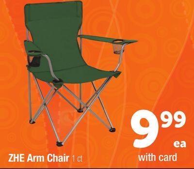 6c3aef20cfca ZHE Arm Chair - Flipp