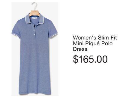 34cc4d2122e91 Women s Slim Fit Mini Piqué Polo Dress. Women s SPORT Fleece Tennis T-shirt  Dress