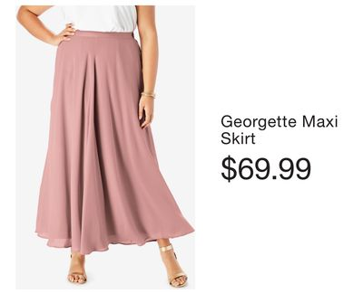 a904f10a60c Pleated Midi Skirt With Metallic - Flipp