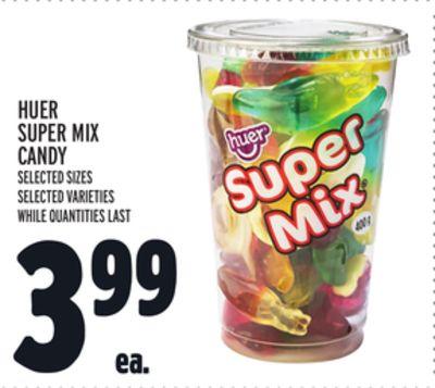 HUER SUPER MIX CANDY
