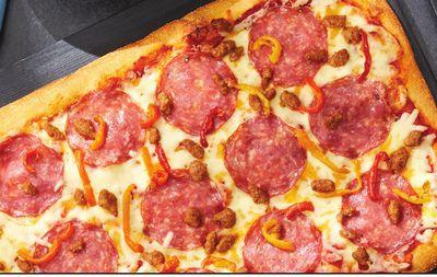 FRESH 2 GO HOT & SPICY WHOLE ARTISANAL PIZZA