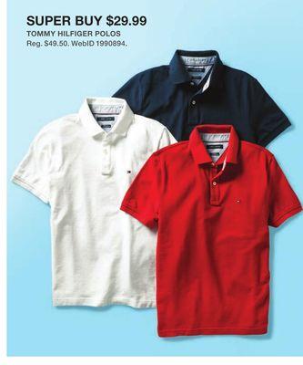 87d0e3cac Tommy Hilfiger Men s Custom-Fit Ivy Polo