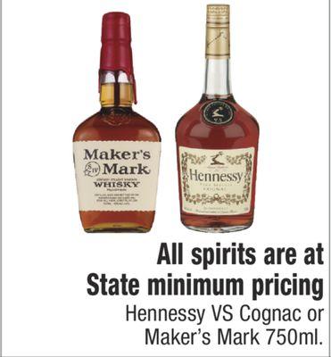 Hennessy Label Maker