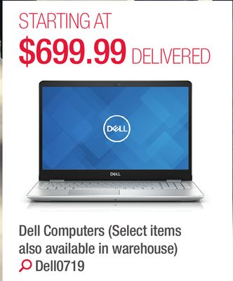 Find the Best Deals for dell in Stittsville,   Flipp