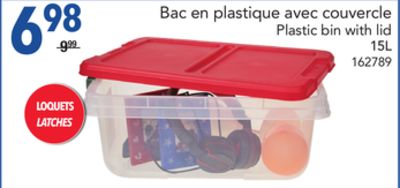 Find the Best Deals for plastic in Almonte, | Flipp