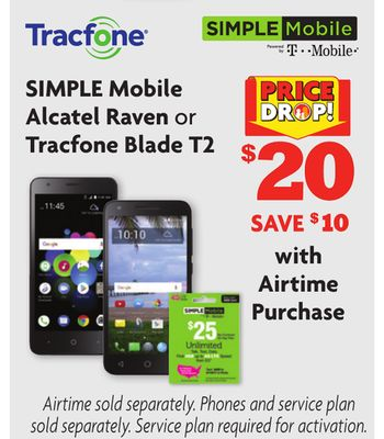 Find the Best Deals for tracfone in Pittsfield, MA | Flipp