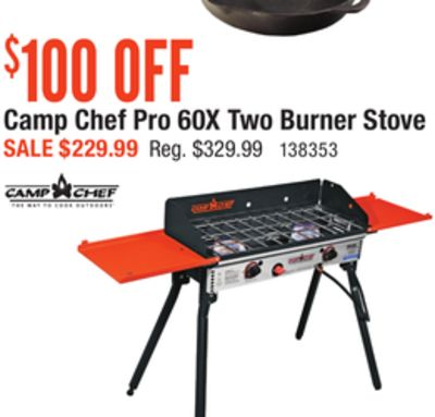 Find the Best Deals for camp-stove in Collingwood, ON | Flipp