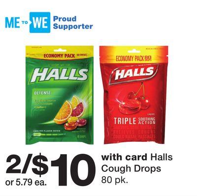 Find the Best Deals for cough-drops in Soperton, GA | Flipp