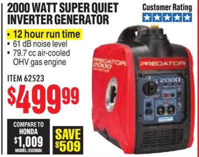 Find the Best Deals for generator in King William, VA | Flipp