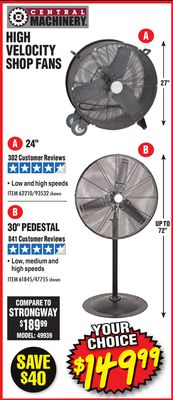 Harbor Freight Tools Monthly - | Flipp