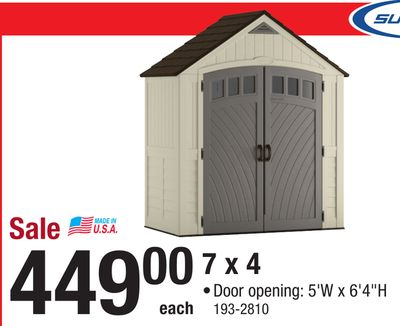 Find the Best Deals for storage-shed in Sand Lake, MI | Flipp