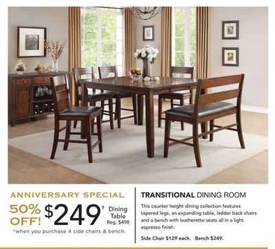 Peachy Find The Best Deals For Dining Room In Toronto On Flipp Home Interior And Landscaping Palasignezvosmurscom
