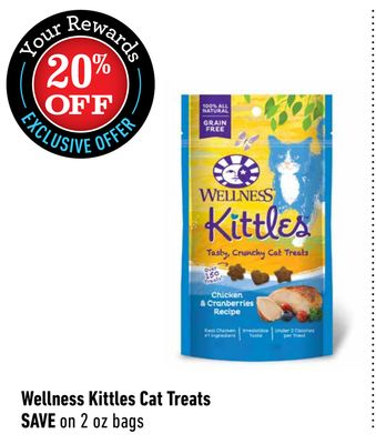 Find the Best Deals for cat-treats in Kamloops, BC | Flipp