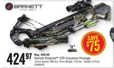 Find the Best Deals for crossbow in North Easton, MA | Flipp