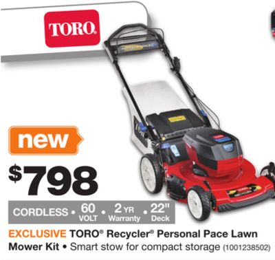 Find the Best Deals for lawn-mowers in White Rock, BC | Flipp