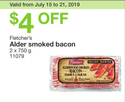 Find the Best Deals for bacon in Armstrong, | Flipp