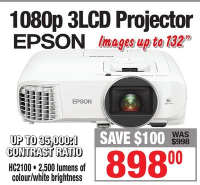 Find the Best Deals for projectors in Grimsby, ON | Flipp