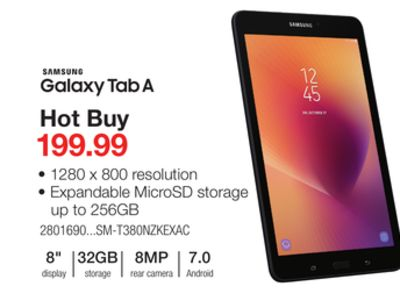 Find the Best Deals for tab-s in Penticton, BC | Flipp