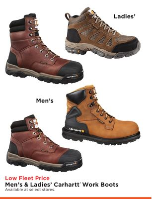 d706b7e62a6 Find the Best Deals for work-boots in Inver Grove Heights, MN | Flipp