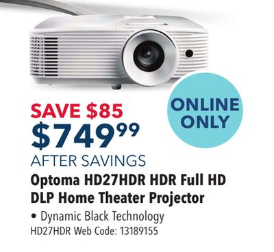 Find the Best Deals for projectors in Ottawa, ON | Flipp