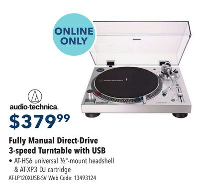 Find the Best Deals for turntable in Alexandria, | Flipp