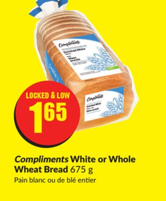 Find the Best Deals for wheat-bread in Bolton, ON | Flipp