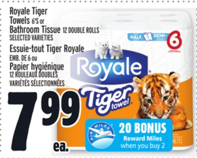 Find the Best Deals for tiger-paper-towel in Cumberland, ON