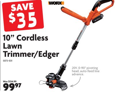 Find the Best Deals for lawn-trimmer in Toronto, ON | Flipp