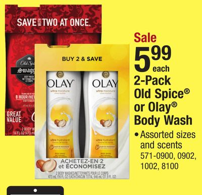 Find the Best Deals for old-spice in Freeland, MI   Flipp
