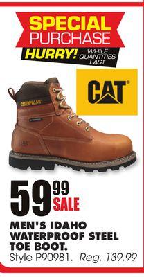 d5b5f987e94 Find the Best Deals for steel-toe-boots in Saint Helen, MI | Flipp