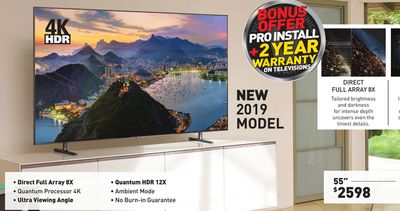 Find the Best Deals for samsung-tv-55 in North Vancouver, BC