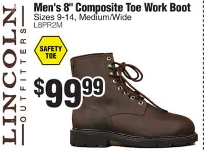 d6675145a68 Find the Best Deals for work-boot in Bledsoe, KY   Flipp