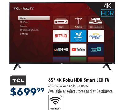 Find the Best Deals for smart-tv-4k in Rockland, ON   Flipp