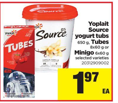 Find the Best Deals for yoplait-tubes in Surrey, BC | Flipp
