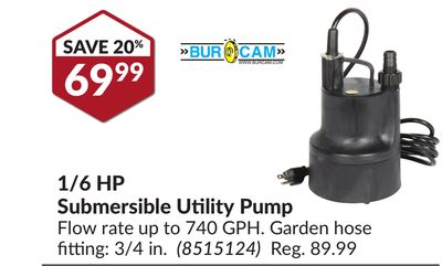Find the Best Deals for pumps in Maple Ridge, | Flipp