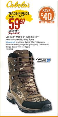 bea5da57842 Find the Best Deals for hunting-boots in Robesonia, PA | Flipp