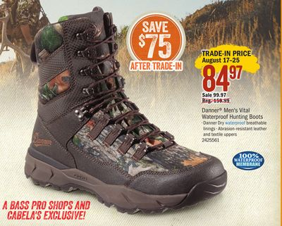 6a953161ada Find the Best Deals for mens-boots in Howard City, MI | Flipp