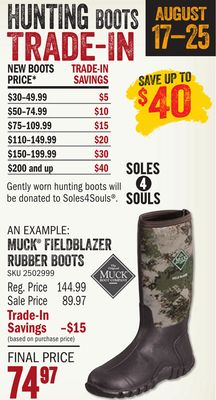 10c39f46b2b Find the Best Deals for rubber-boots in Lovettsville, VA | Flipp