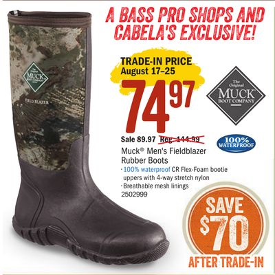59504c6b817 Find the Best Deals for rubber-boots in Whitmore Lake, MI | Flipp