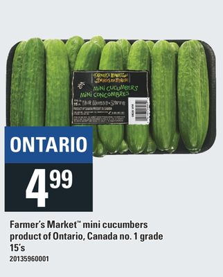 Find the Best Deals for cucumbet in Thornhill, ON | Flipp