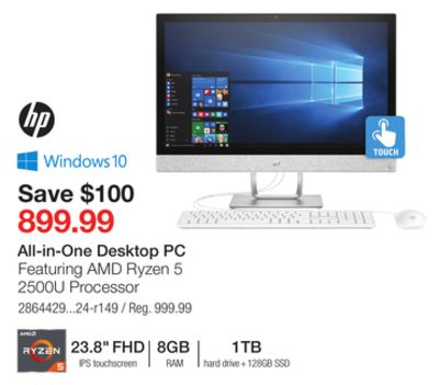Find the Best Deals for hp-desktop in Whitehorse, YT | Flipp