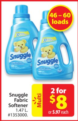Find the Best Deals for fabric-softener in Cranbrook, BC | Flipp