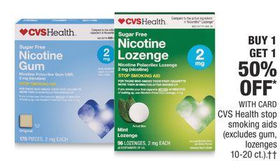Get CVS Health stop smoking aids with $ in Wellesley Hills