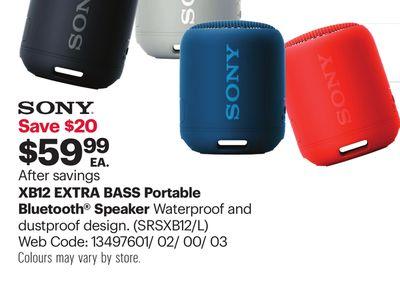 Find the Best Deals for portable-speakers in Elmira, ON | Flipp