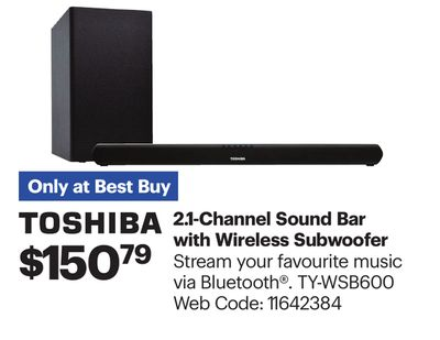 Find the Best Deals for sound-bars in Hawkesbury, ON   Flipp