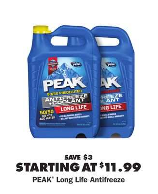 Find the Best Deals for rv-antifreeze in Posen, MI | Flipp