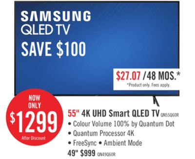 Find the Best Deals for samsung-led-tv in Prince Albert, SK
